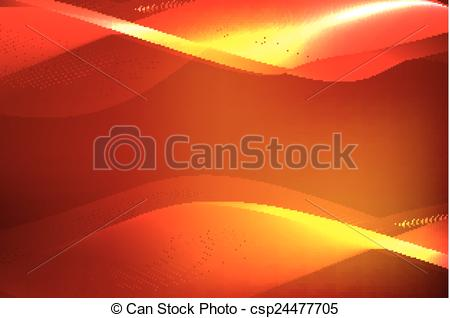 Vector Clipart of Abstract ardent background. Vector csp24477705.