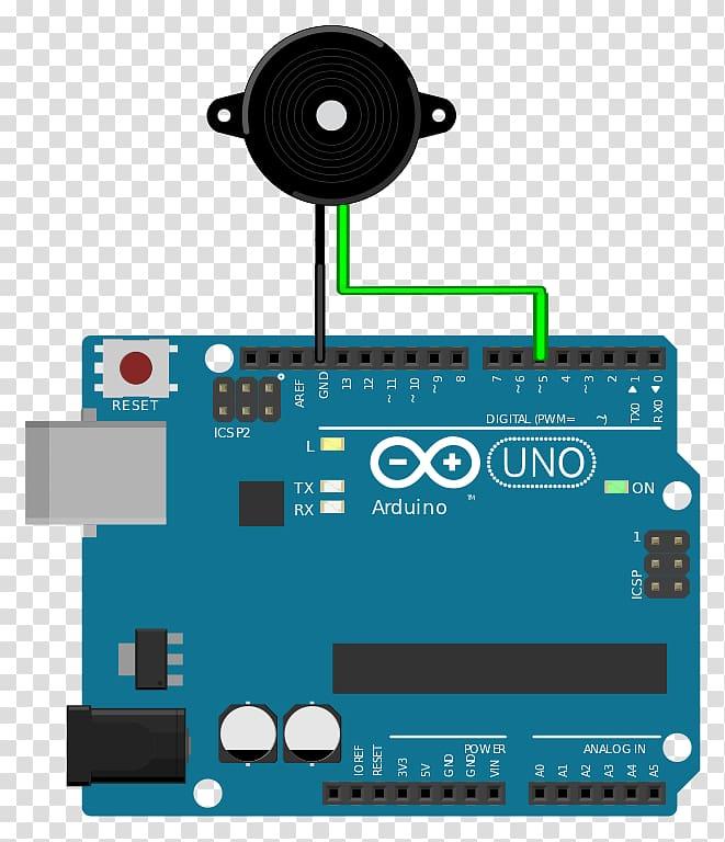 Arduino Uno Sensor Light.