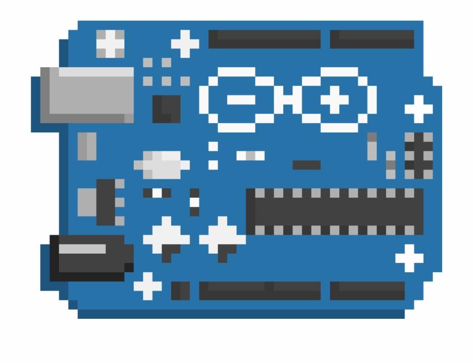 Pixel Art Arduino , Png Download.
