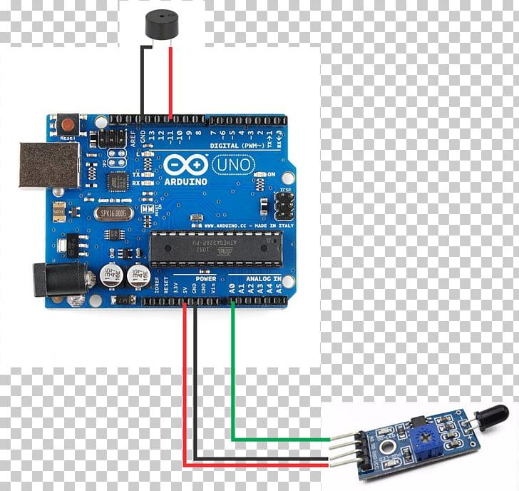 Arduino Uno Electronics Computer Software Breadboard, llama.