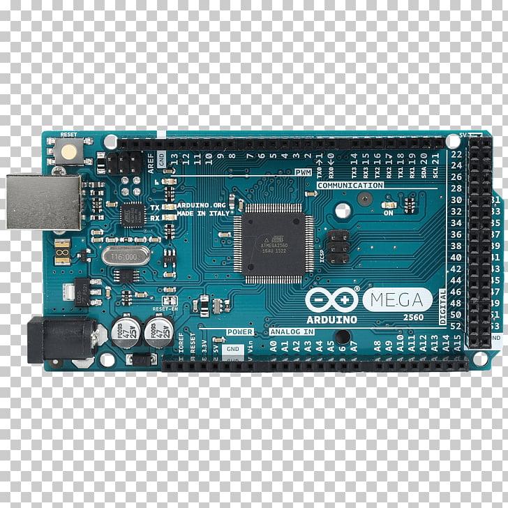 Arduino Mega 2560 Pinout Arduino Uno Printed circuit board.