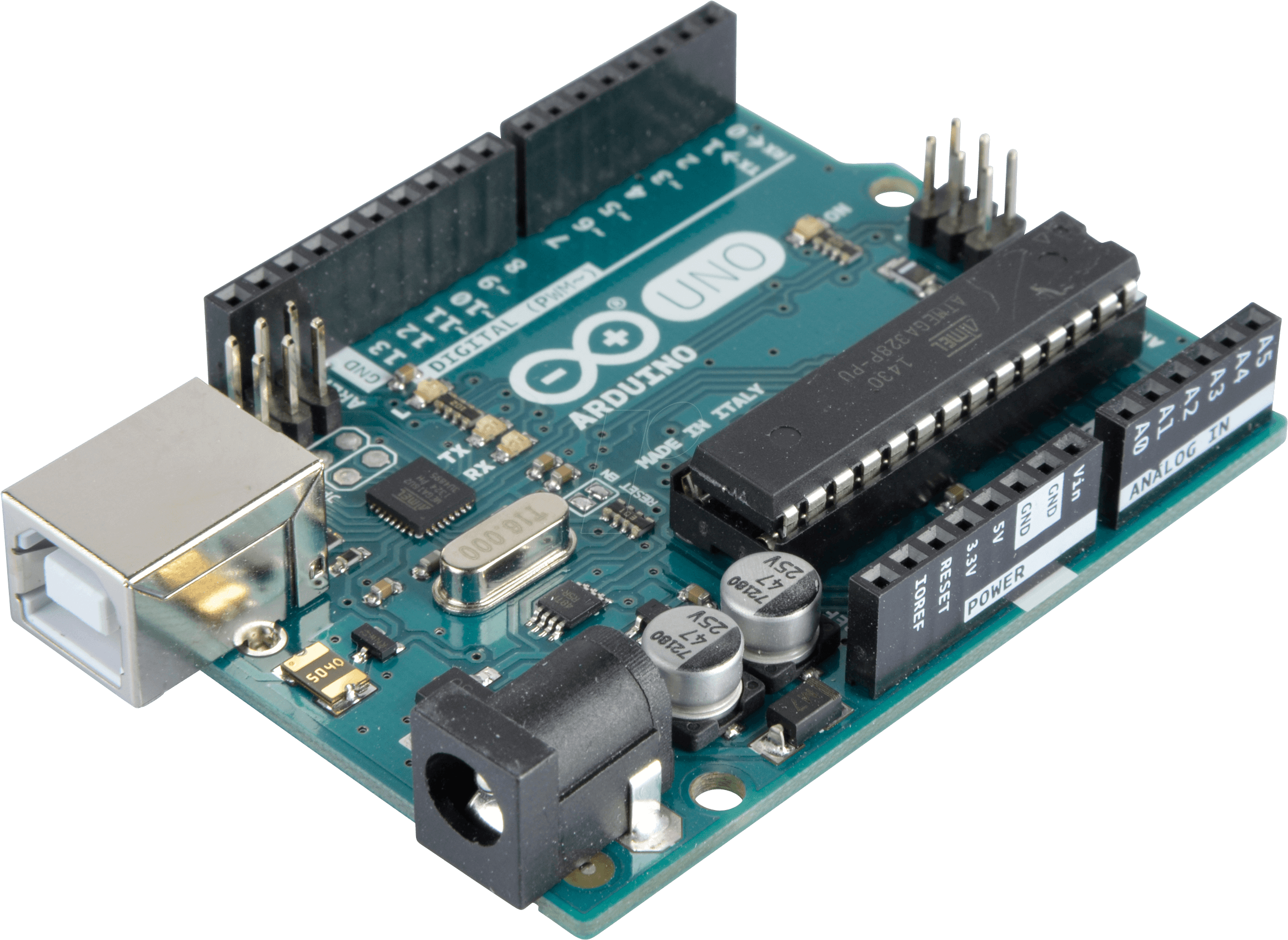 HD Arduino Uno Png Transparent Background.
