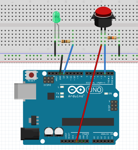 Button: Arduino Basics.