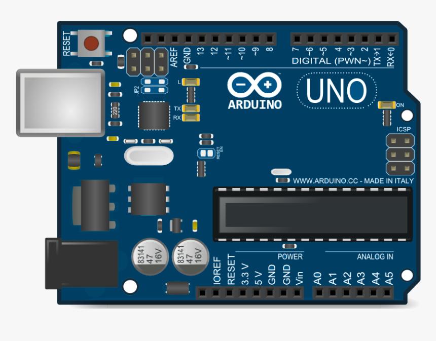 Transparent Arduino Clipart.