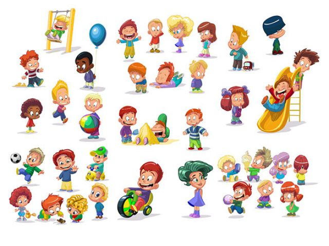 What are clipart images.