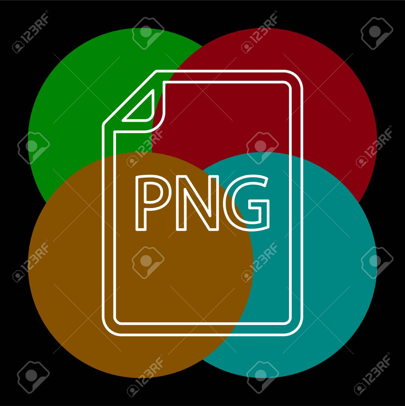 download PNG document icon.