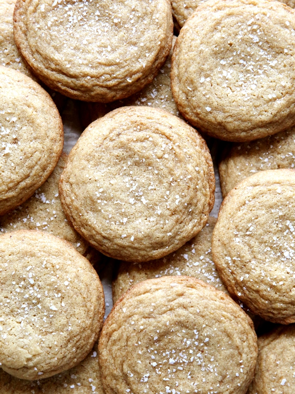 Chocolate Chipless Cookies.