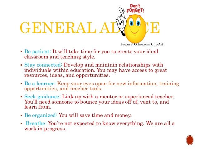 Advice from New Teachers (6/28/14): UT Arlington New Teacher Webinar.