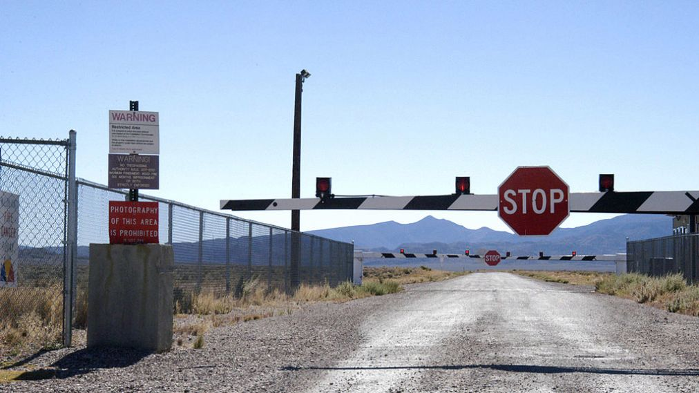 Here\'s What It\'s Really Like to Visit Area 51.