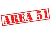 Stock Photo of AREA 51 k18465533.