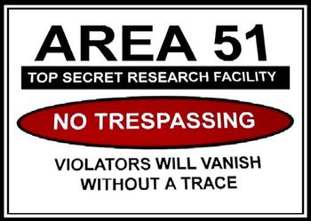 Area 51 Cliparts.