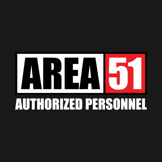 Check out this awesome \'Area+51\' design on @TeePublic.