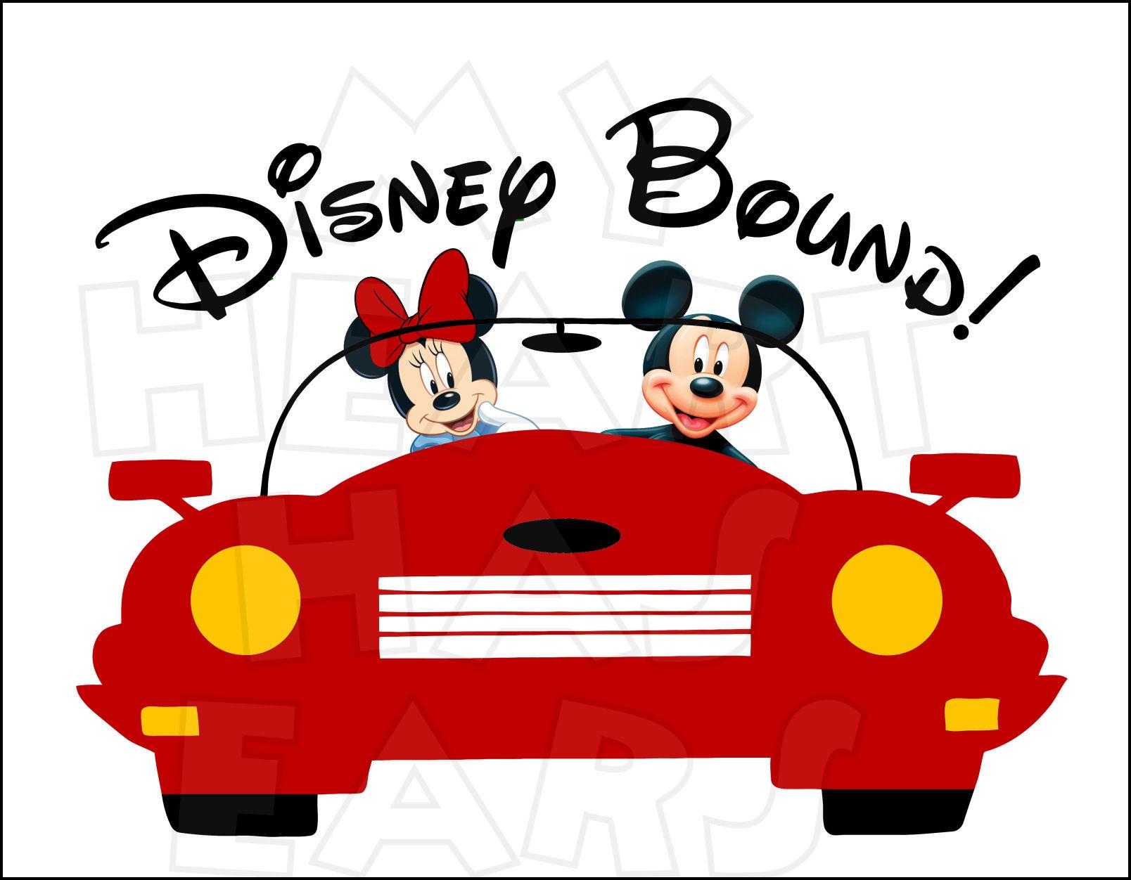 Disney bound clipart.