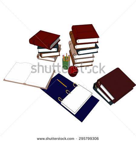 Leather Bound Open Book Banque d'Image Libre de Droit, Photos.