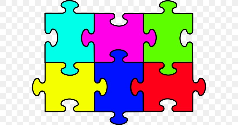 Jigsaw Puzzle Free Content Clip Art, PNG, 600x431px, Jigsaw.