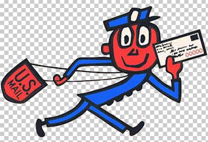 Mr. ZIP United States Postal Service Zip Code Mail Sticker.