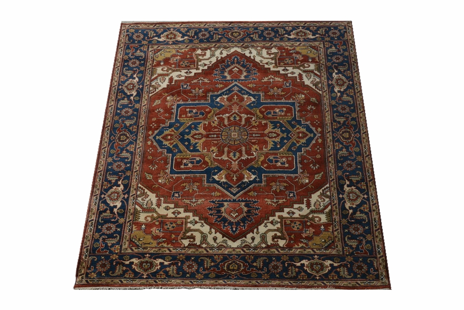 The Traditional Bedroom Area Rug.