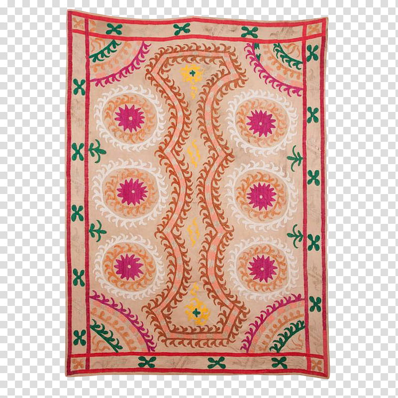 brown, pink, and green area rug illustration transparent.