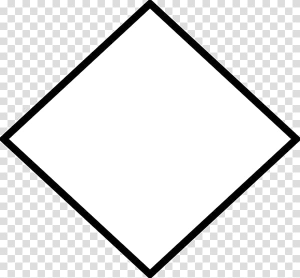White Triangle Area Pattern, Shapes transparent background.