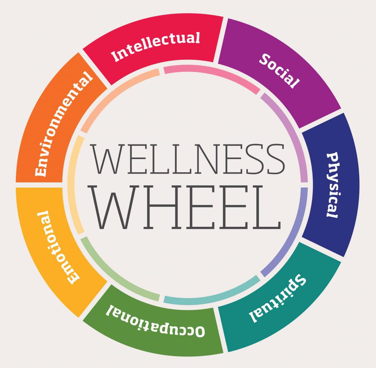 Developed The Wheel Of Wellness Detailing Several Of These Areas.