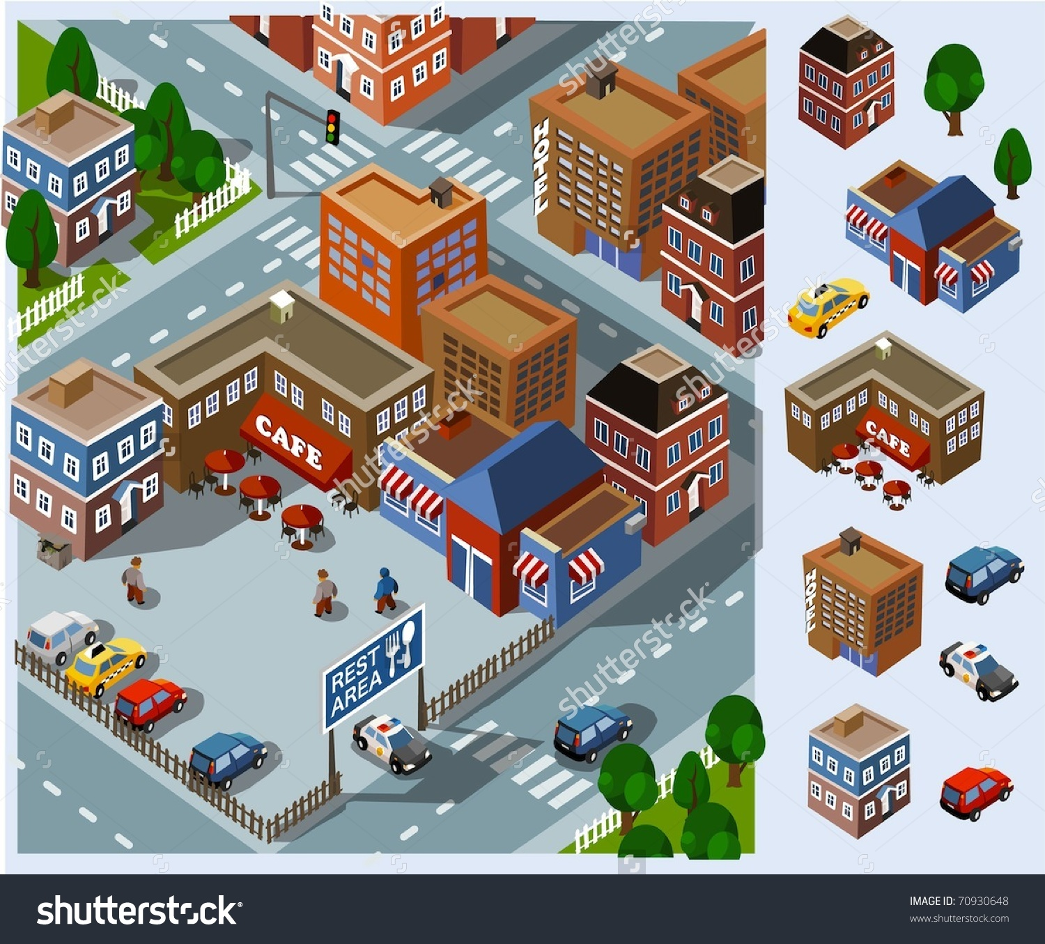 Areas clipart.