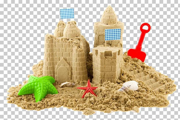 Playa stock photography arena de arte y juego, juego de.