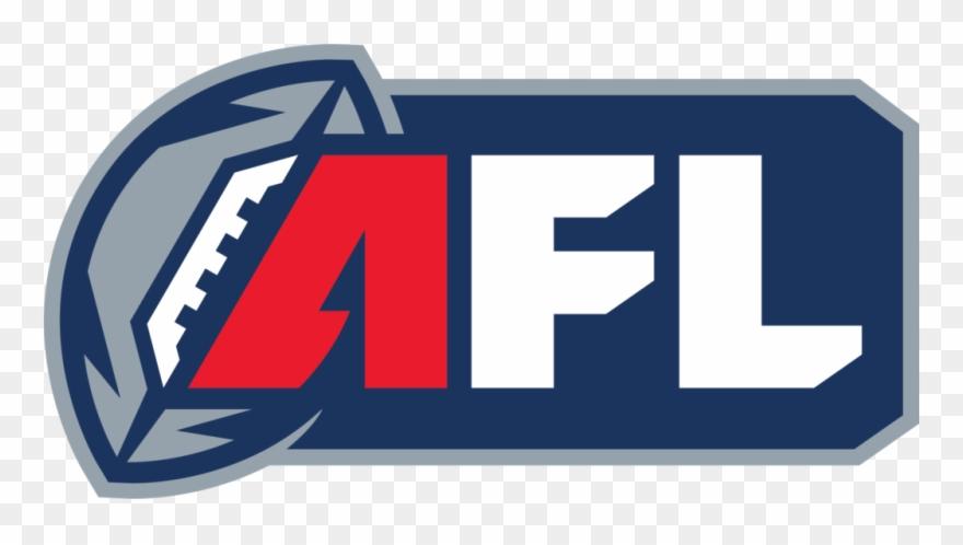 Arena Football League Logo Clipart (#4059112).