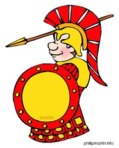 Ares clipart.