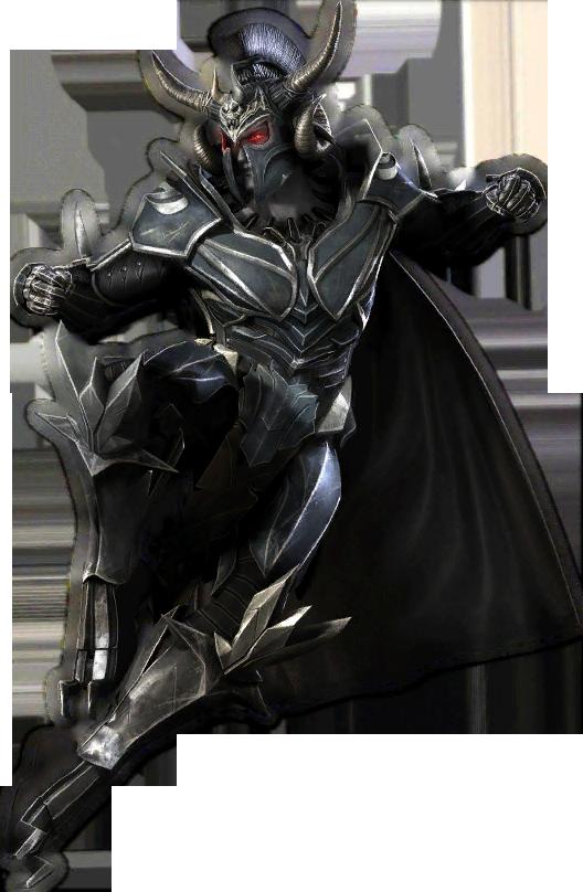 Ares (Injustice Composite).