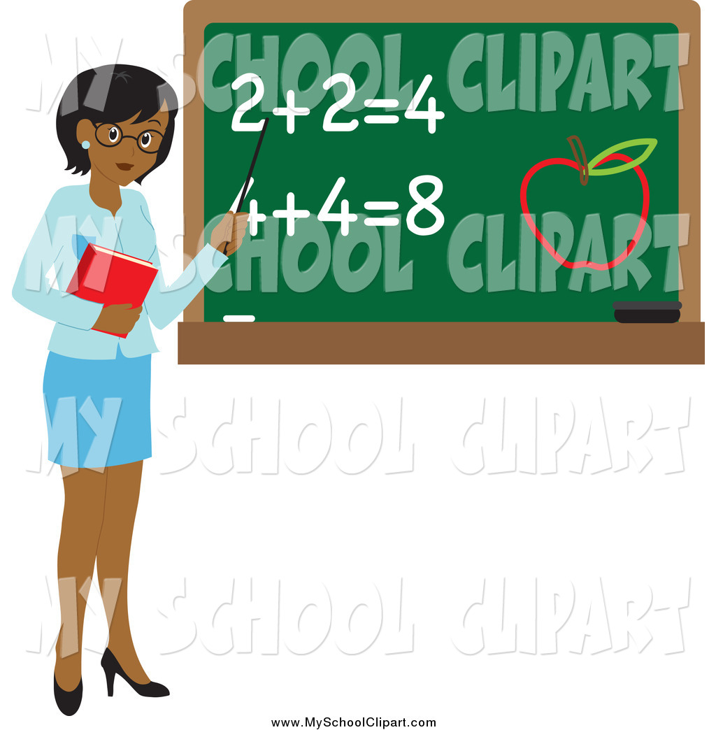 Free Educational Clip Art African American.