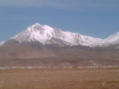 Hasan Dağı.