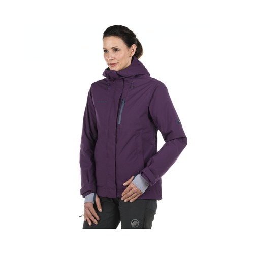 Argentera HS Hooded Jacket Women for FEMALE.