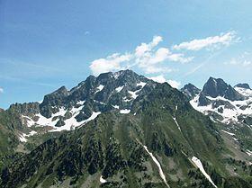 Monte Argentera.