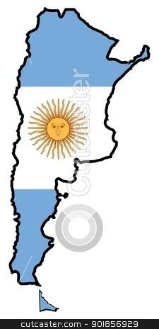 Clipart argentina.