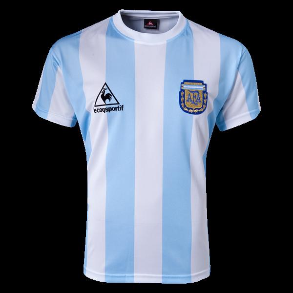 Argentina Retro 1986.