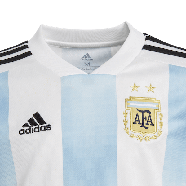 Adidas Argentina Home Adults Jersey.
