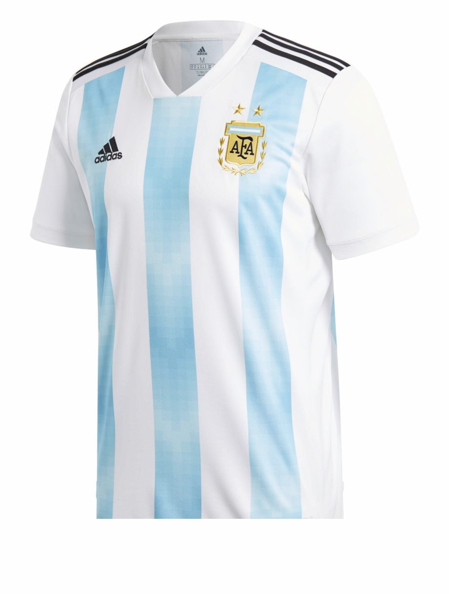 Argentina World Cup 2018 Home Jersey.