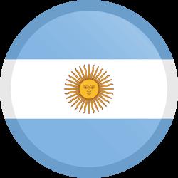 Argentina flag image.