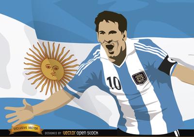Argentina Clip Art, Vector Argentina.