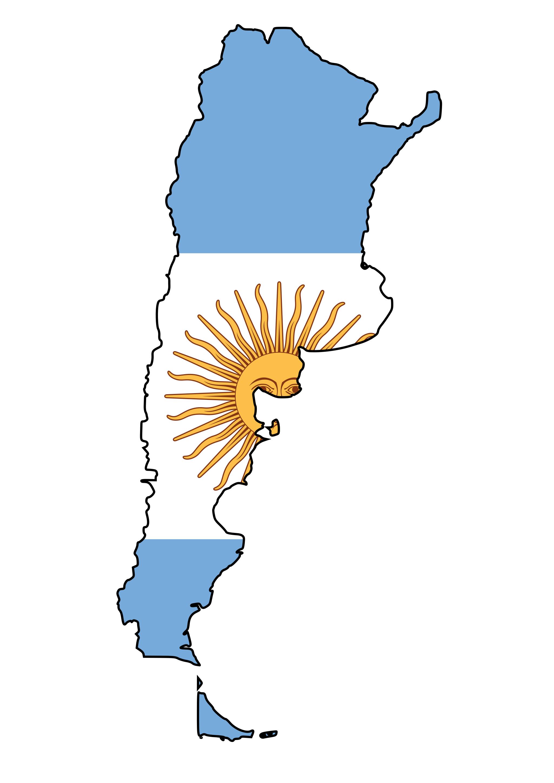 Argentina Flag Pictures.