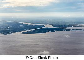 Stock Photos of Parana river delta in Argentina..