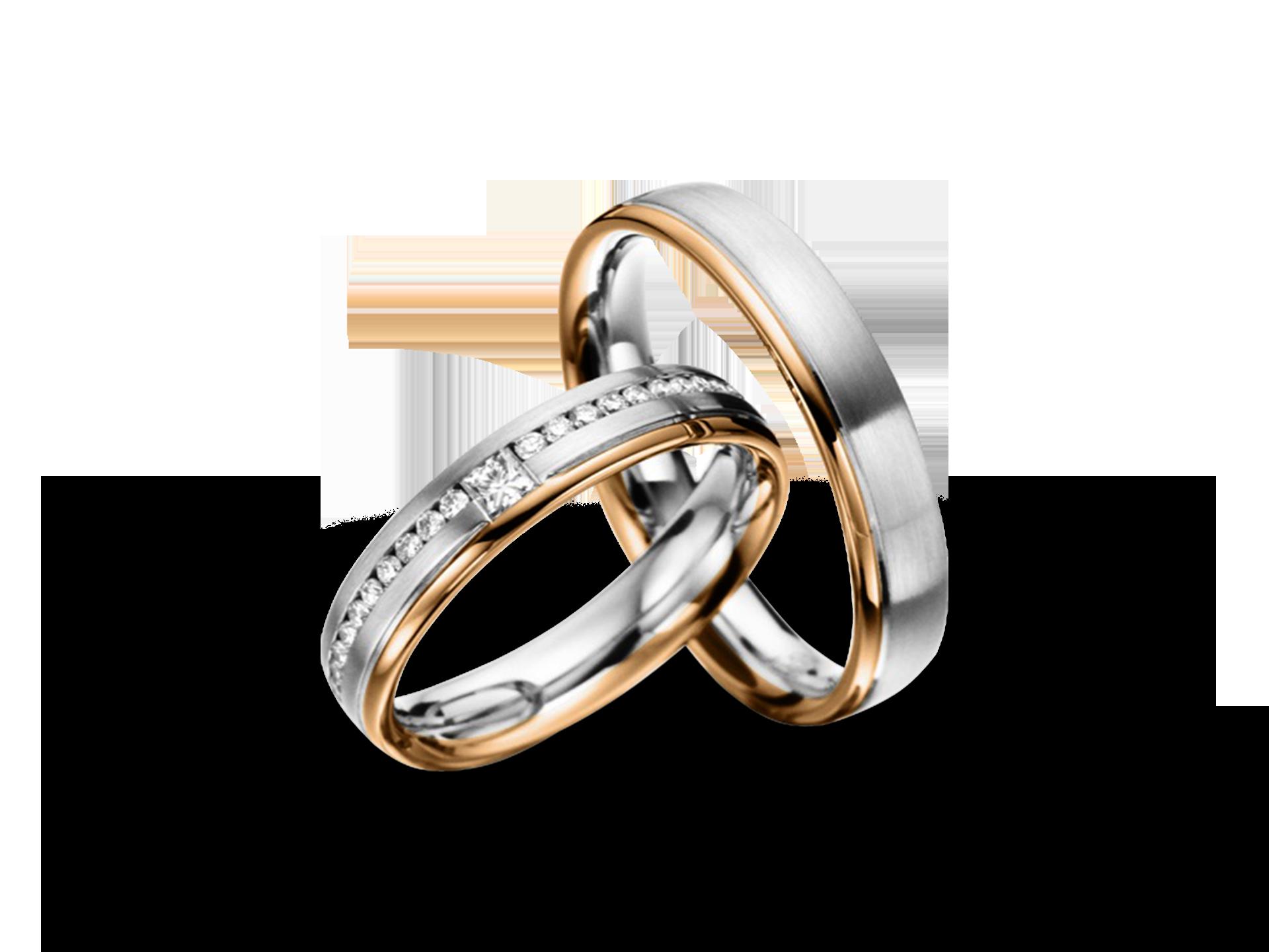 Aros de Matrimonio : Aros de Matrimonio LJAU102.
