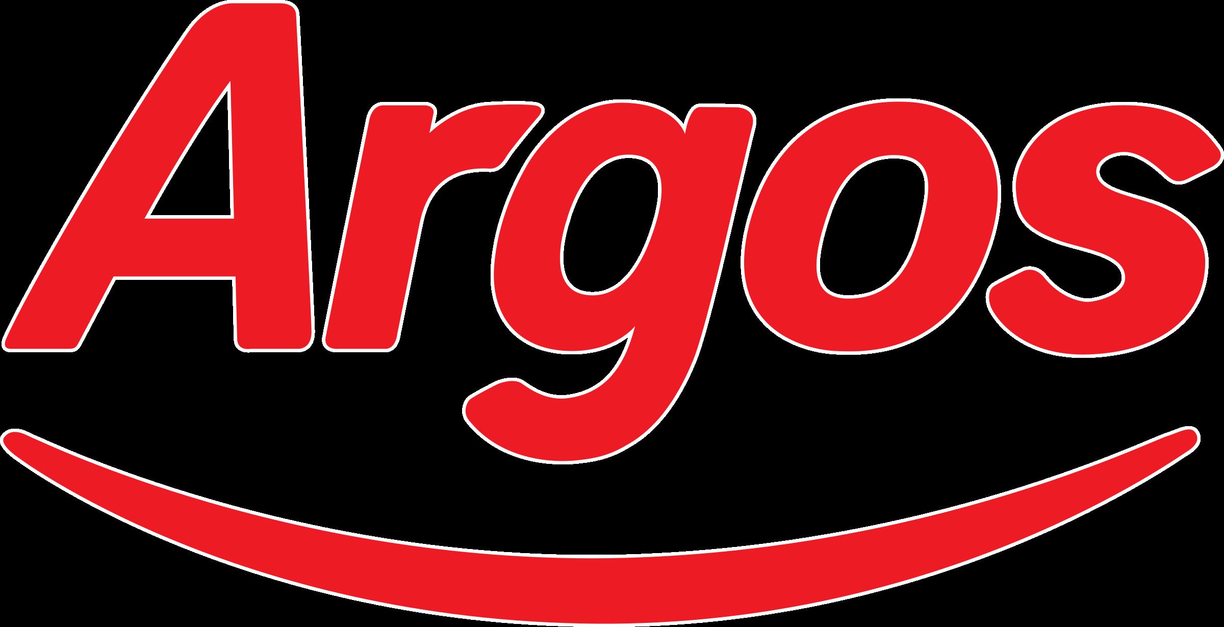 Argos Logo PNG Transparent & SVG Vector.