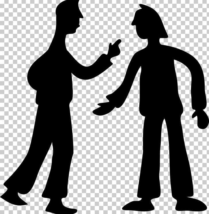 Conflict PNG, Clipart, Argue, Black And White, Communication.