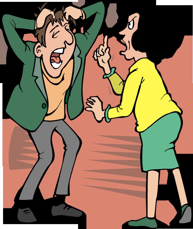 Fight clipart quarrel, Fight quarrel Transparent FREE for.