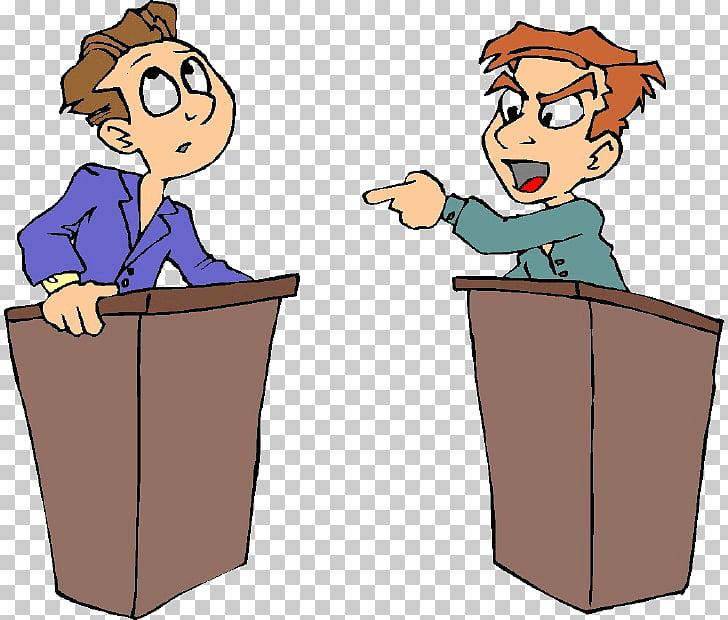Debate Argument Persuasion Rhetoric Student, premier card.