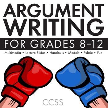 Argumentative Essay Quiz.