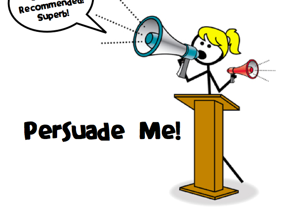 Introduction to writing to persuade.