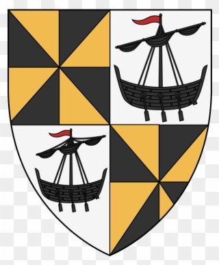 Arms Of Campbell, Earls Of Argyll.