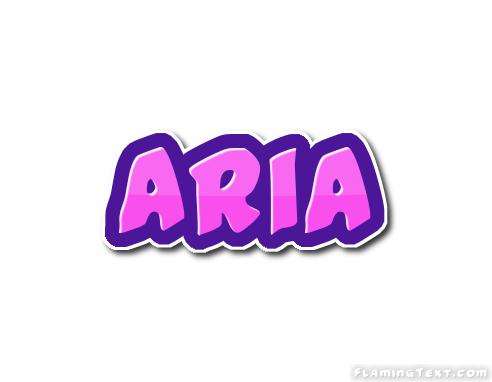 Aria Logo.